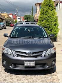 Foto Toyota Corolla XLE 1.8L Aut usado (2012) color Gris precio $120,000