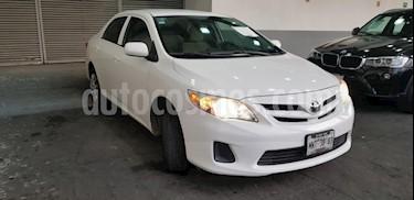 Foto venta Auto Seminuevo Toyota Corolla XLE 1.8L Aut (2013) color Blanco precio $169,000