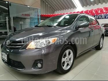 Foto venta Auto Seminuevo Toyota Corolla XLE 1.8L Aut (2013) color Gris precio $153,000