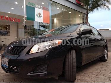 Foto venta Auto Seminuevo Toyota Corolla XLE 1.8L (2009) color Negro precio $125,000
