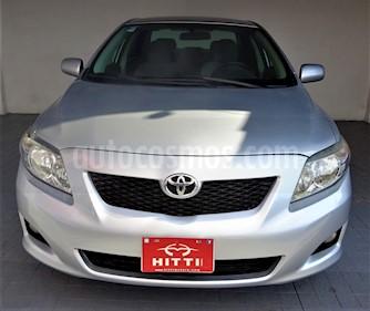 Foto venta Auto usado Toyota Corolla XLE 1.8L (2010) color Plata precio $130,000