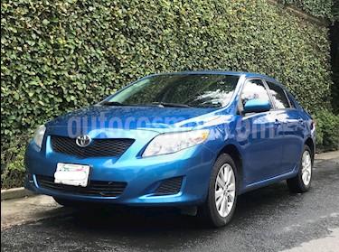 Foto venta Auto usado Toyota Corolla XLE 1.8L (2009) color Azul Metalizado precio $120,000