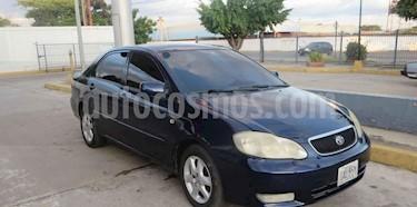 Toyota Corolla XLI 1.6 usado (2005) color Azul