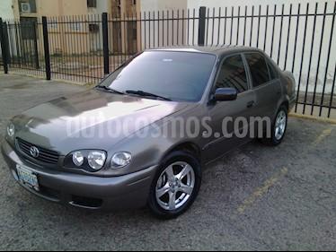 Foto venta carro usado Toyota Corolla Xli Sinc. 1.6 (2001) color Gris precio u$s2.300