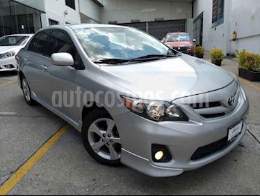Foto venta Auto usado Toyota Corolla XRS 2.4L Aut (2013) color Plata precio $153,000