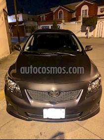 Foto Toyota Corolla XRS 2.4L SR usado (2009) color Gris Oscuro precio $115,000