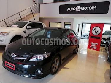 Foto venta Auto usado Toyota Corolla XRS (2012) color Negro precio $400.000