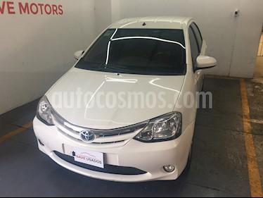 Toyota Etios Hatchback XLS usado (2014) color Blanco precio $498.000