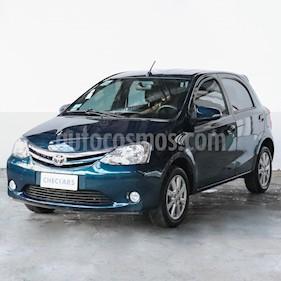 Toyota Etios Hatchback XLS usado (2016) color Azul precio $695.000