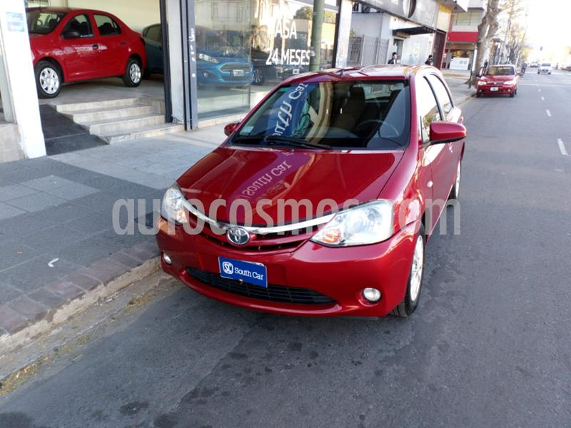 Toyota Etios Hatchback XLS usado (2013) precio $480.000