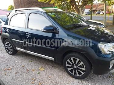 Toyota Etios Hatchback Cross usado (2015) precio $600.000