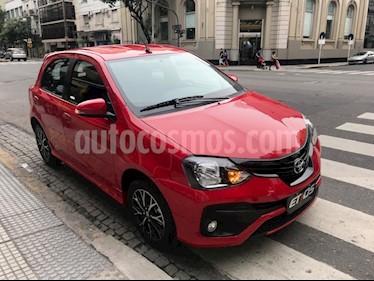 Toyota Etios Hatchback XLS nuevo color A eleccion precio $1.191.900