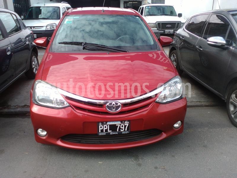 Toyota Etios Hatchback XLS usado (2016) precio $675.000