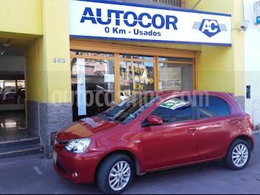 Toyota Etios Hatchback XLS usado (2014) precio $545.000