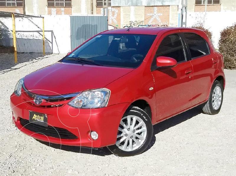 Foto Toyota Etios Hatchback XLS usado (2014) precio $600.000