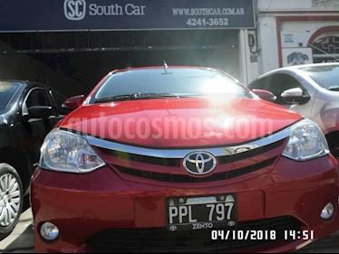 Toyota Etios Hatchback XLS usado (2016) precio $720.000