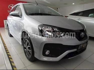 Foto venta Auto nuevo Toyota Etios Hatchback X color Gris Plata  precio $345.000