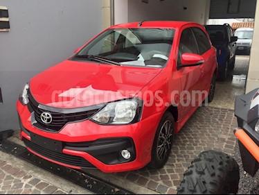 Foto venta Auto usado Toyota Etios Hatchback XLS Aut (2019) color Rojo precio $581.200