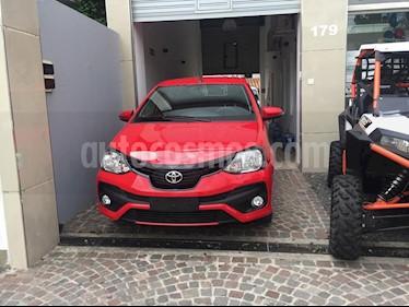 Foto venta Auto usado Toyota Etios Hatchback XLS Aut (2019) color Rojo precio $576.000