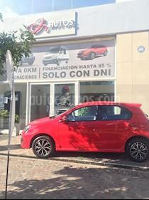 Foto venta Auto usado Toyota Etios Hatchback XLS Aut (2019) color Rojo precio $598.000