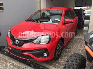 Foto venta Auto usado Toyota Etios Hatchback XLS Aut (2019) color Rojo precio $599.000