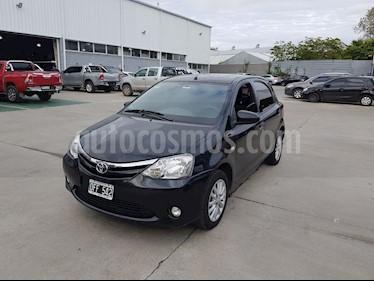 Foto venta Auto usado Toyota Etios Hatchback XLS (2014) color Negro precio $349.000