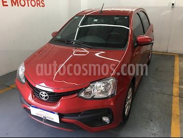 Foto Toyota Etios Hatchback XLS usado (2017) color Rojo precio $540.000