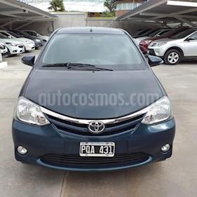Foto venta Auto usado Toyota Etios Hatchback XLS (2016) color Azul precio $425.000