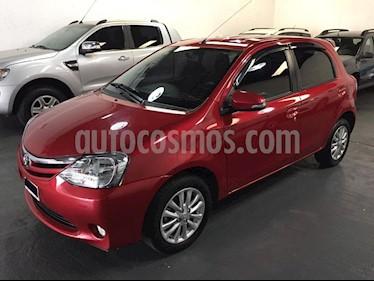 Foto venta Auto usado Toyota Etios Hatchback XLS (2016) color Rojo precio $425.000