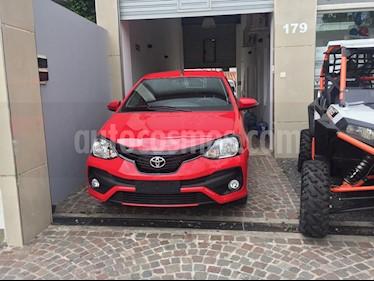 Foto venta Auto usado Toyota Etios Hatchback XLS (2019) color Rojo precio $600.000
