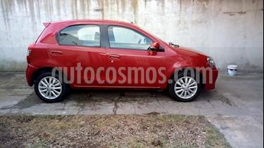 Foto venta Auto usado Toyota Etios Hatchback XLS (2014) color Rojo precio $328.000