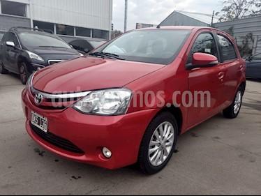 Foto venta Auto usado Toyota Etios Hatchback XLS (2015) color Rojo precio $460.000