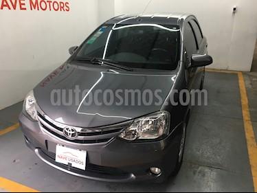 Foto Toyota Etios Hatchback XLS usado (2013) color Gris Oscuro precio $430.000
