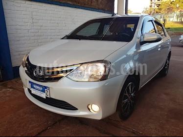 Foto venta Auto usado Toyota Etios Sedan - (2016) color Blanco precio $460.000