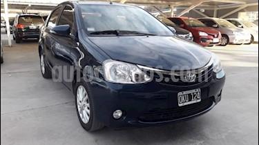 Toyota Etios Sedan XLS usado (2015) color Azul precio $540.000