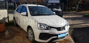 Toyota Etios Sedan XS usado (2018) color Blanco precio $710.000