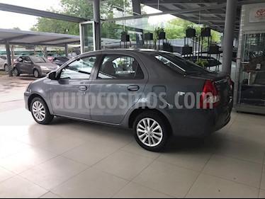 Toyota Etios Sedan XLS usado (2015) color Gris Oscuro precio $480.000