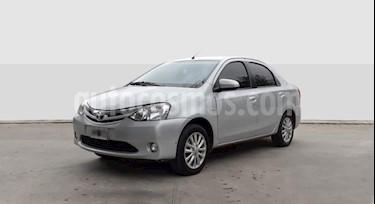 foto Toyota Etios Sedán XLS usado (2014) color Gris Claro precio $460.000