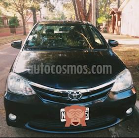 Toyota Etios Sedan XLS usado (2013) color Verde precio $480.000