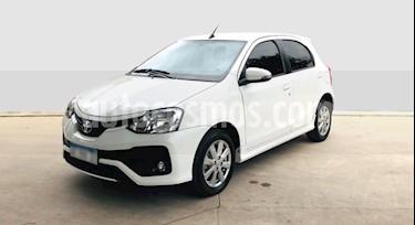Toyota Etios Sedan XLS usado (2018) color Blanco precio $780.000
