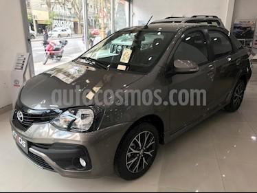 Toyota Etios Sedan XLS nuevo color A eleccion precio $978.200