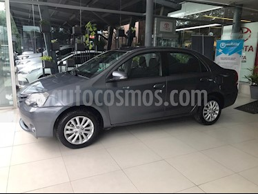 Toyota Etios Sedan XLS usado (2015) color Gris precio $480.000