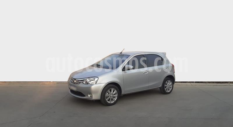 Toyota Etios Sedan XLS Aut usado (2016) color Gris Claro precio $920.000