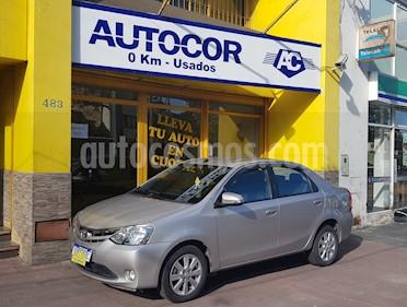 foto Toyota Etios Sedán XLS usado (2016) color Gris Claro precio $545.000