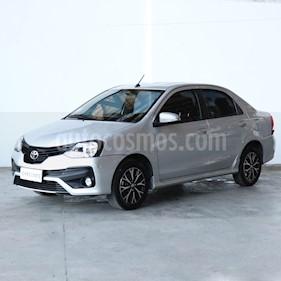 Toyota Etios Sedan XLS usado (2018) color Gris precio $758.000