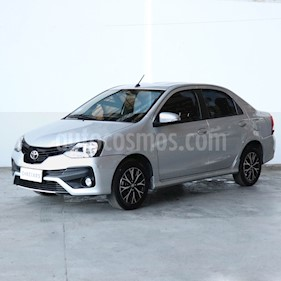 Toyota Etios Sedan XLS usado (2018) color Gris precio $929.000