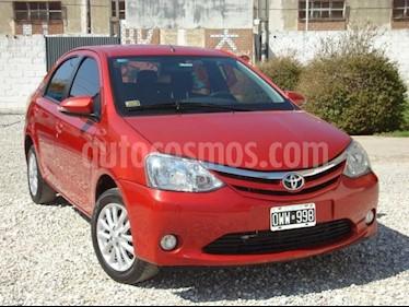 Toyota Etios Sedan XLS usado (2015) precio $280.000