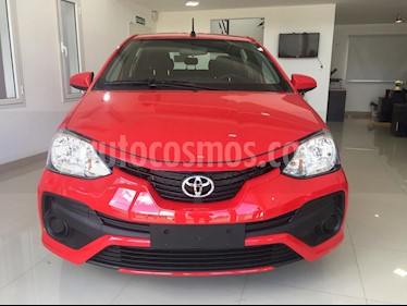Foto venta Auto usado Toyota Etios Sedan X (2019) color Rojo precio $505.000
