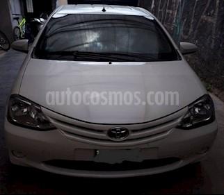 Foto venta Auto usado Toyota Etios Sedan X (2014) color Blanco Perla