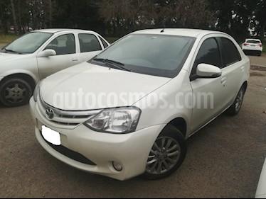Foto venta Auto usado Toyota Etios Sedan XLS 2015/2016 (2015) color Blanco Perla precio $360.000
